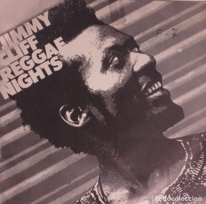 JIMMY CLIFF: REGGAE NIGHTS (Música - Discos - Singles Vinilo - Reggae - Ska)
