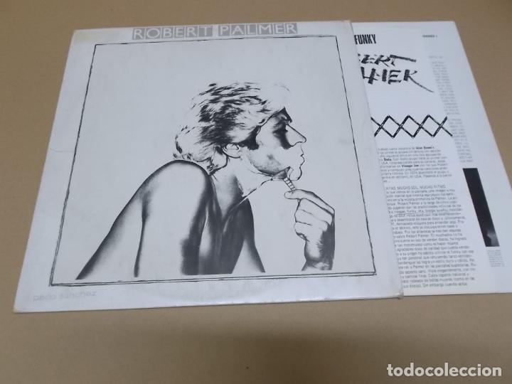 ROBERT PALMER (LP) SECRETS AÑO 1979 – CON HOJAS PROMOCIONALES + ENCARTE CON LETRAS (Música - Discos - LP Vinilo - Pop - Rock - Extranjero de los 70)
