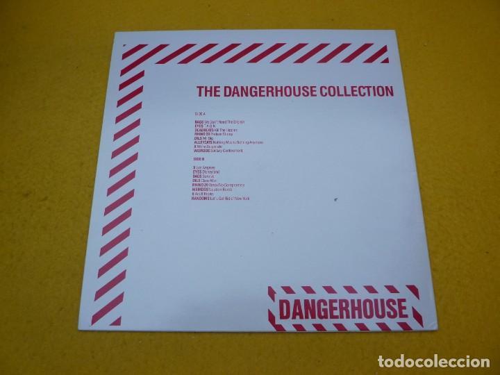 Discos de vinilo: LP Me Want Breakfast-The Dangerhouse Collection (M-/M-) Weirdos Randoms Vinyl ç - Foto 2 - 142901106