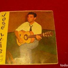 Discos de vinilo: JOSE LUIS -- BLANCA ESTRELLA / LA PLENA DE SAN ANTON / AL PARAGUAY / LA ULTIMA COPA, PHILIPS, 1969.. Lote 142913162