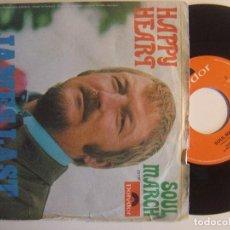 Discos de vinilo: JAMES LAST SOUL MARCH - SINGLE ALEMAN - 1969 - POLYDOR. Lote 142915166