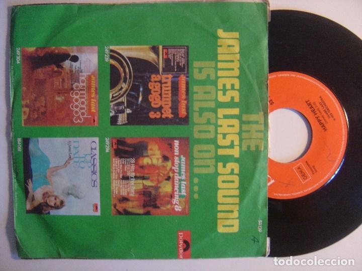 Discos de vinilo: JAMES LAST soul march - SINGLE ALEMAN - 1969 - POLYDOR - Foto 2 - 142915166