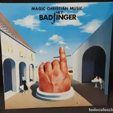 Discos de vinilo: BADFINGER - BEATLES - MAGIC CHRISTIAN MUSIC - DOBLE LP - ALEMANIA - REEDICION- APPLE -PAUL MCCARTNEY. Lote 142918350
