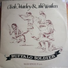 Discos de vinilo: BOB MARLEY & THE WAILERS BUFFALO SOLDIER. Lote 142941657