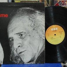 Discos de vinilo: LEO FERRE. LA FRIME. CBS 1977, REF. CBS 82480. LP EDICIÓN FRANCESA. Lote 142943306