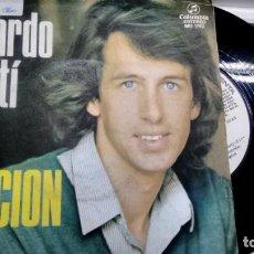 Discos de vinilo: SINGLE (VINILO) DE EDUARDO MARTI AÑOS 70. Lote 142944194