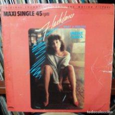 Discos de vinilo: ORIGINAL SOUNDTRACK FROM THE MOTION PICTURE - FLASHDANCE. Lote 142956798
