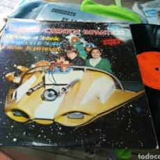 Discos de vinilo: NUEVOS CUENTOS INFANTILES LP YOLANDA VENTURA 1978. Lote 142957746