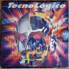 Discos de vinilo: TECNOLOGICO 2 DISCOS CONTRASEÑA RECORDS. Lote 142965294