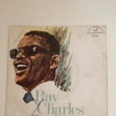 Discos de vinilo: RAY CHARLES-ELEONOR RIGBI. Lote 142966734