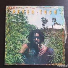 Discos de vinilo: PETER TOSH - LEGALIZE IT - LP VINILO - CBS - 1976. Lote 142971874