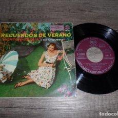 Discos de vinilo: MORTON GOULD Y SU ORQUESTA - RECUERDOS DE VERANO. Lote 142972462