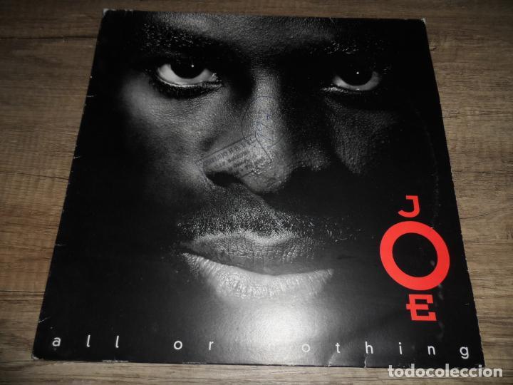 JOE ?– ALL OR NOTHING (Música - Discos de Vinilo - Maxi Singles - Rap / Hip Hop)