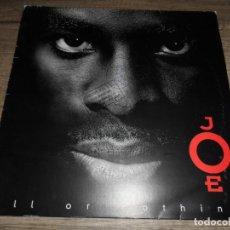 Discos de vinilo: JOE ?– ALL OR NOTHING. Lote 142973470