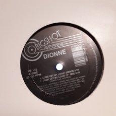 Discos de vinilo: DIONNE-COME GET MY LOVIN'(REMIX). Lote 142976653