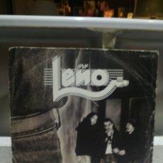 Discos de vinilo: VINILO DE LEÑO. Lote 142986340