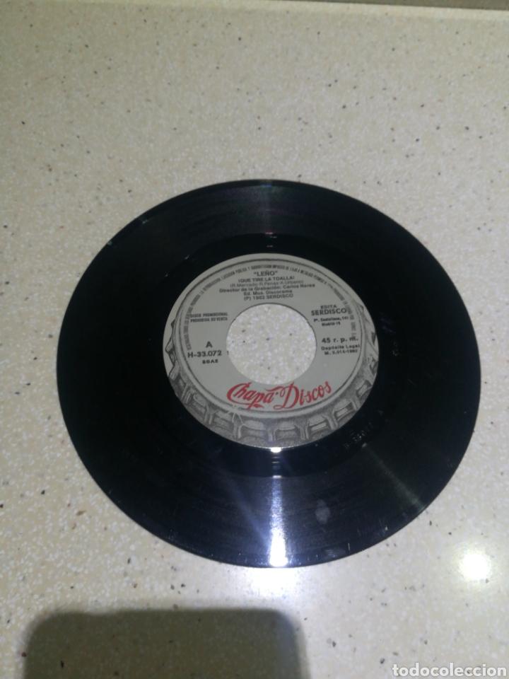 Vinyl-Schallplatten: Vinilo de LEÑO - Foto 4 - 142986340