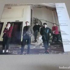 Discos de vinilo: DANZA INVISIBLE (LP) CONTACTO INTERIOR AÑO 1983 – HOJA CON LETRAS. Lote 142987186