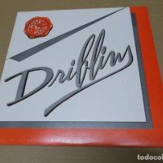 Discos de vinilo: DRIBLINS (LP) DRIBLING AÑO 1992. Lote 142994946