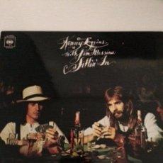 Discos de vinilo: KENNY LOGGINS WITH JIM MESSINA. Lote 142998754
