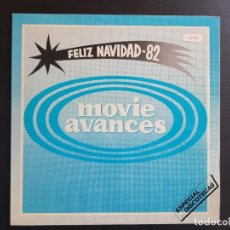 Discos de vinilo: FELIZ NAVIDAD 82 - MOVIE AVANCES - LP VINILO - MOVIEPLAY - 1982. Lote 143007514