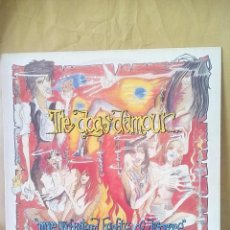 Discos de vinilo: THE DOGS D'AMOUR – MORE UNCHARTERED HEIGHTS OF DISGRACE. 1993. Lote 143030602
