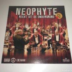 Discos de vinilo: NEOPHYTE - RECHT UIT DE ONDERGROND. Lote 143035862