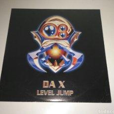 Discos de vinilo: DA X. - LEVEL JUMP. Lote 143036209