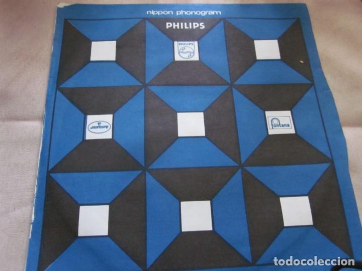 Discos de vinilo: POP TOPS - MAMY BLUE - EDICION ORIGINAL JAPONESA - PHILIPS SFL-1384. - Foto 3 - 143041666
