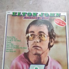 Discos de vinilo: ELTON JOHN. Lote 143042998