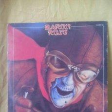Discos de vinilo: BARON ROJO - METALMORFOSIS . HEAVY METAL SPAIN.1983.. Lote 143048010