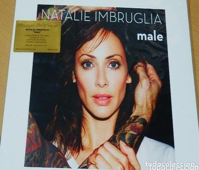 NATALIE IMBRUGLIA * 180G AUDIOPHILE VINYL PRESSING TRANSPARENTE *LTD NUMERADO 750 COPIAS * GATEFOLD (Música - Discos - LP Vinilo - Pop - Rock Extranjero de los 90 a la actualidad)
