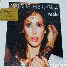 Discos de vinilo: NATALIE IMBRUGLIA * 180G AUDIOPHILE VINYL PRESSING TRANSPARENTE *LTD NUMERADO 750 COPIAS * GATEFOLD. Lote 133629810