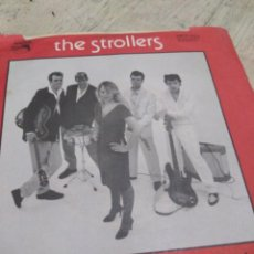 Discos de vinilo: THE STROLLERS BRITISH ROCKABILLY. Lote 143052726