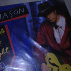 Discos de vinilo: SINGLE JASON FEEL SO RIGHT COUNTRY ROCK AND ROLL. Lote 143071230