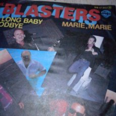 Discos de vinilo: SINGLE BLASTERS ROCKABILLY. Lote 143072082