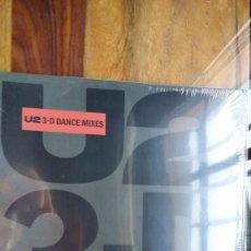 Discos de vinilo: U2 3-D DANCE MIXES. U2COM13. 45 RPM. 2018. PRECITADO. Lote 143075014