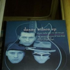 Discos de vinilo: EP DANNY WILSON. IF YOU REALLY LOVE ME (LET ME GO). VIRGIN 1993. Lote 143084618