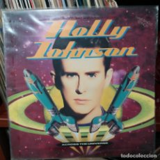 Discos de vinilo: HOLLY JOHNSON - ACROOS THE UNIVERSE. Lote 143122126