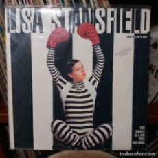 Discos de vinilo: LISA STANSFIELD - WHAT DID I DO TO YOU?. Lote 143122758
