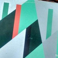 Discos de vinilo: LP (VINILO) DE ORCHESTRAL MANOUVRES IN THE DARK AÑOS 80. Lote 143124830