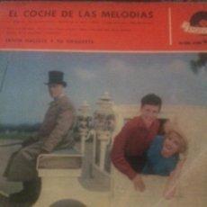Discos de vinilo: ERWIN HALLET Y SU ORQUESTA. Lote 143124618
