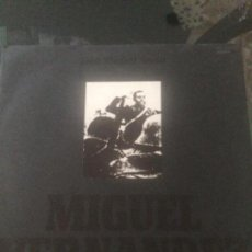 Discos de vinilo: JOAN MANUEL SERRAT- MIGUEL HERNÁNDEZ . Lote 143125722