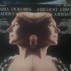 Discos de vinilo: MARIA DOLORES PRADERA- EXITOS. Lote 143127046