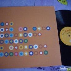 Discos de vinilo: LE MANS LP ZERBINA MUY RARO ELEFANT 1995 JOYA POP MINT-. Lote 143129018