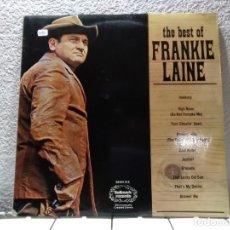 Discos de vinilo: THE BEST OF FRANKIE LAINE . Lote 143129914