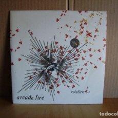 Discos de vinil: ARCADE FIRE ---- REBELLION . Lote 143131598