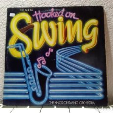 Discos de vinilo: THE KINGS OF SWING ORCHESTRA . Lote 143132134