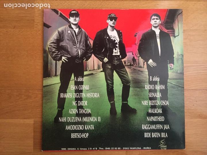 Discos de vinilo: NEGU GORRIAK: NEGU GORRIAK - Foto 2 - 143136514