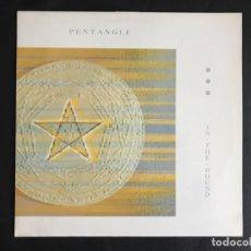 Discos de vinilo: PENTANGLE – IN THE ROUND SELLO: 2TA – TWO TA1 FORMATO: VINYL, LP, ALBUM PAÍS: UK FECHA: 1990 . Lote 143138558